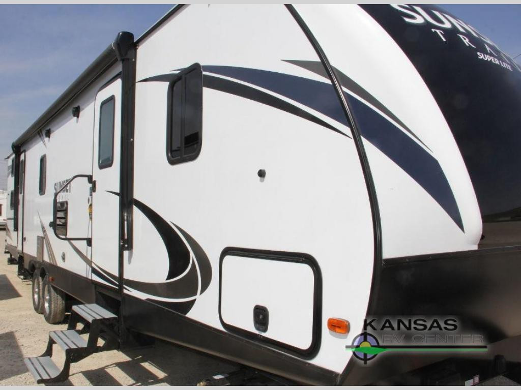 ss336bh travel trailer by sunset trail