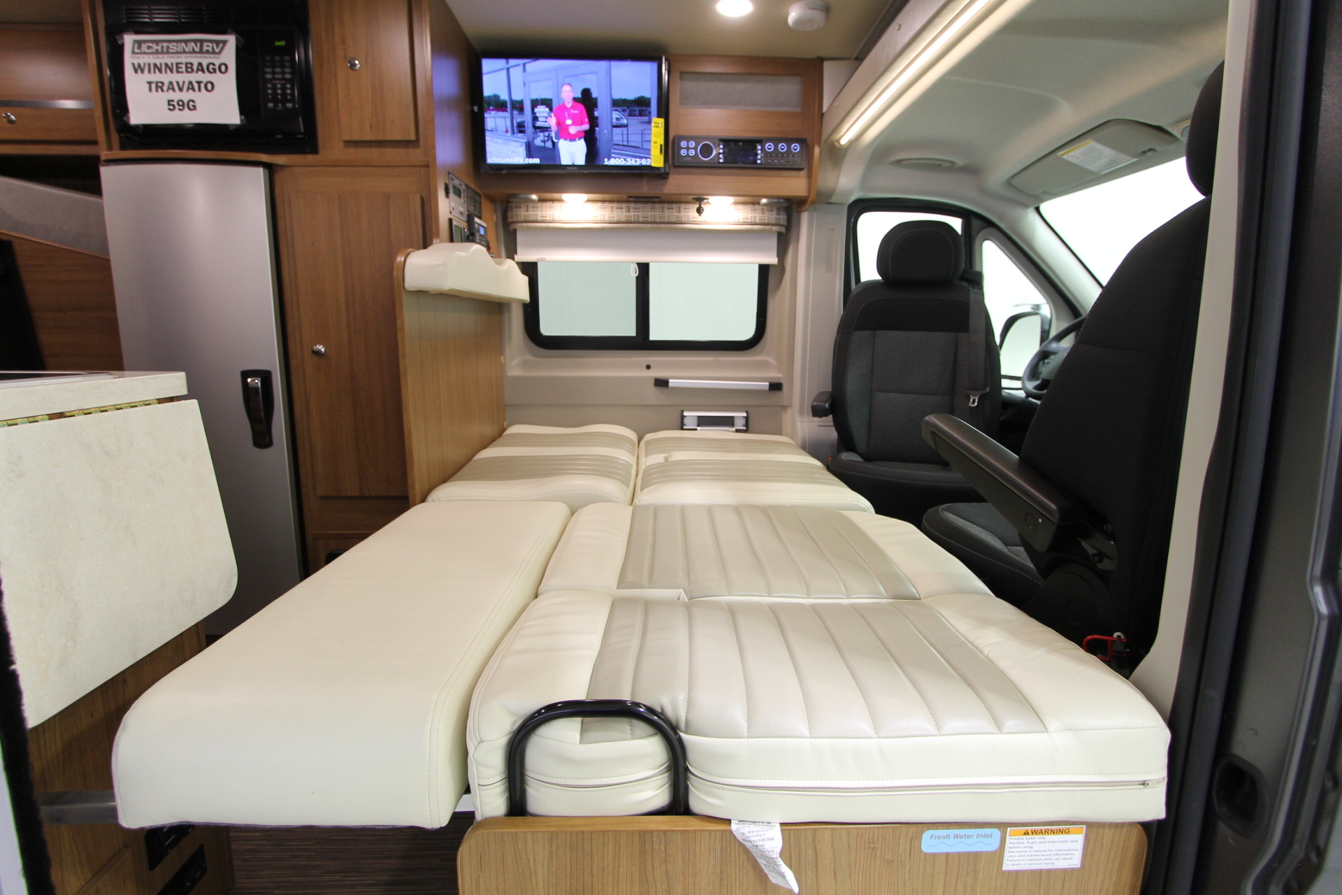 Astonishing 8 Reasons Why We Think The Winnebago Travato Is Better Than Squirreltailoven Fun Painted Chair Ideas Images Squirreltailovenorg