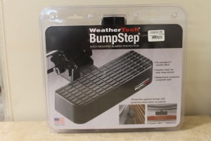 WeatherTech Bump Step