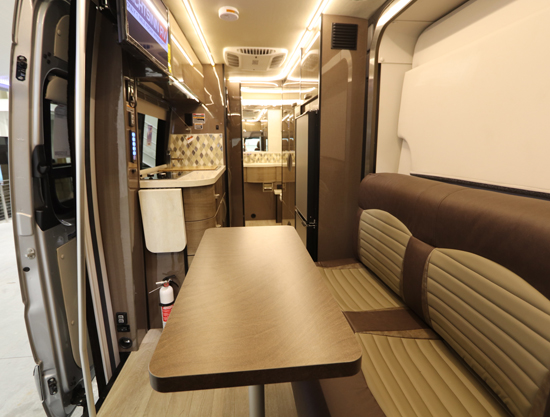 Winnebago Era 70M Interior