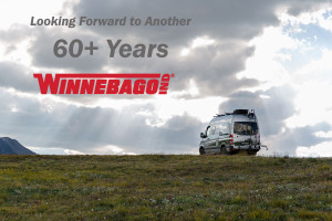 Happy 60th Anniversary to Winnebago.