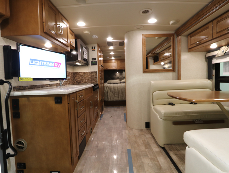 Winnebago Aspect 27K Interior