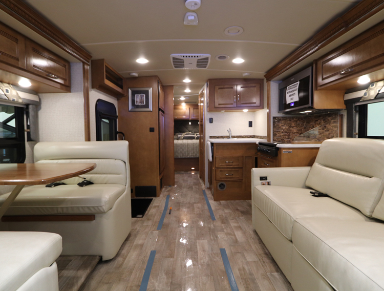 Winnebago Aspect 30J Interior