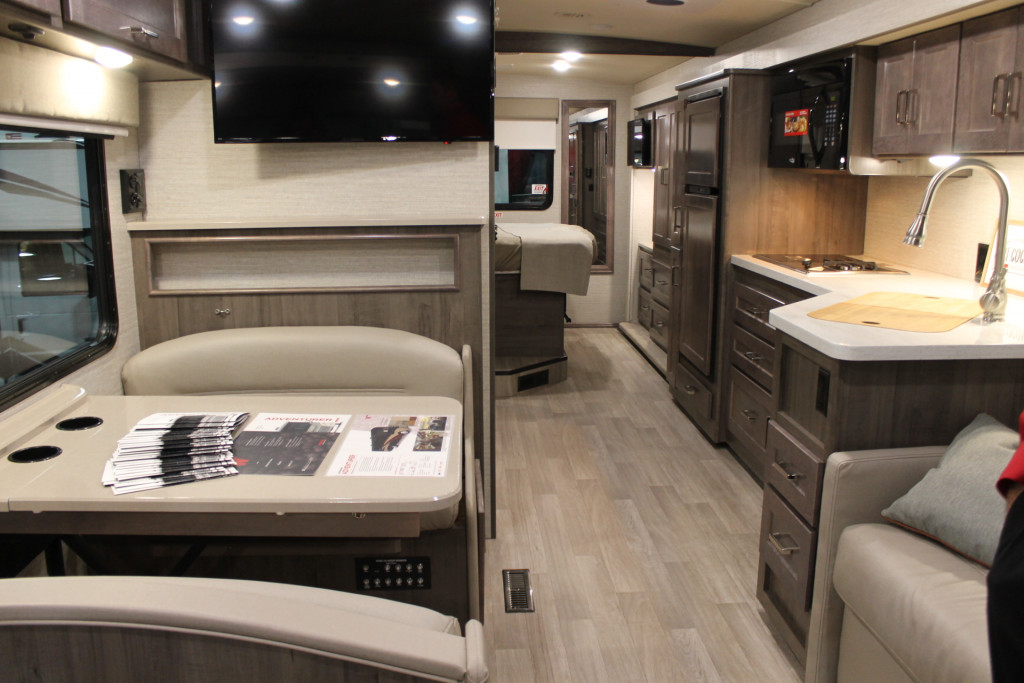Winnebago Adventurer 29B Interior