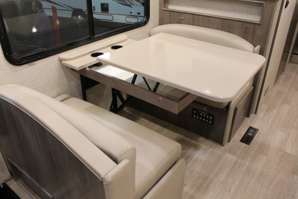 BenchMark Dinette with Hi-Low Table