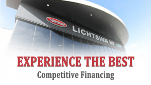 Experience the Best Video Competitive Financing