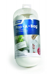 Camco Pop-A-Bag Plastic Bag Dispenser