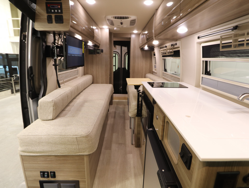 Winnebago Boldt Interior