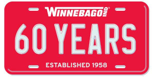 Winnebago Celebrates 60 Years of Building RVs