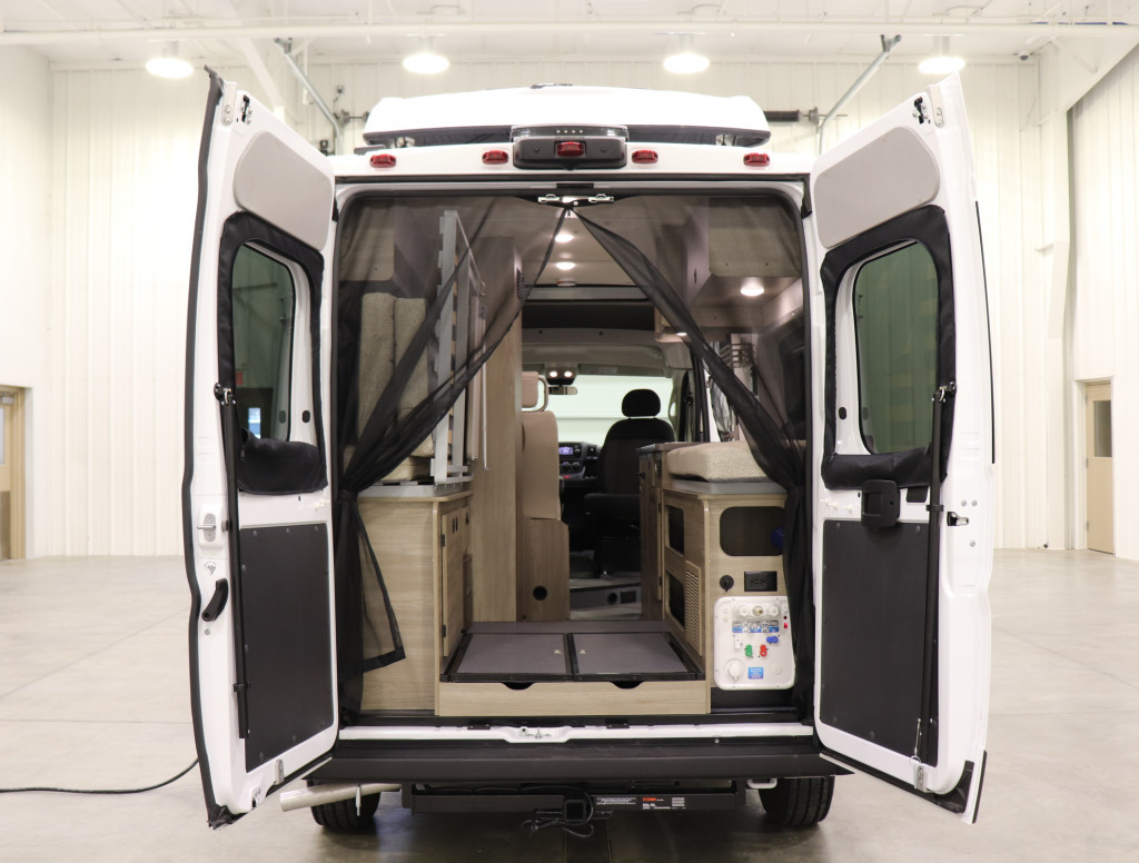Winnebago Solis Screen Doors