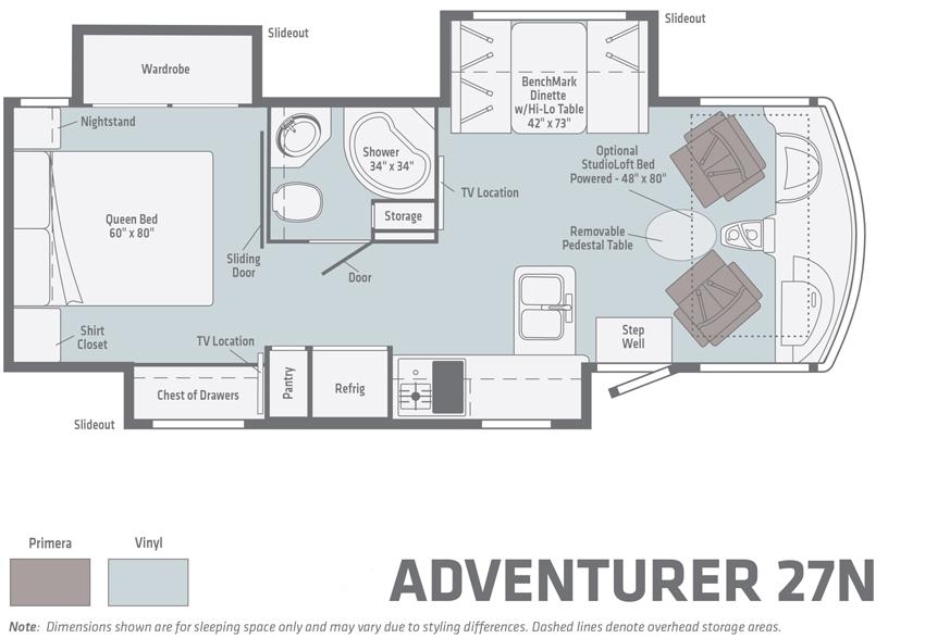 Adventurer 27N