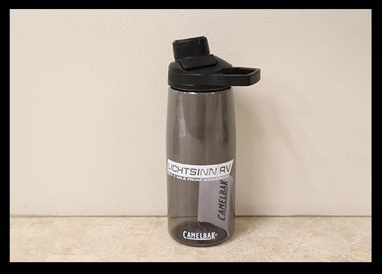 25 Oz. CamelBak Water Bottle with Lichtsinn RV Logo - $18.00