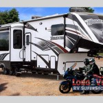 Grand Design Momentum Fifth Wheel Toy Hauler