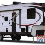 Vengeance Super Sport Toy Hauler Fifth Wheel