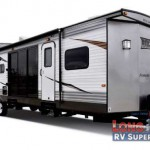 Wildwood DLX Destination Trailer