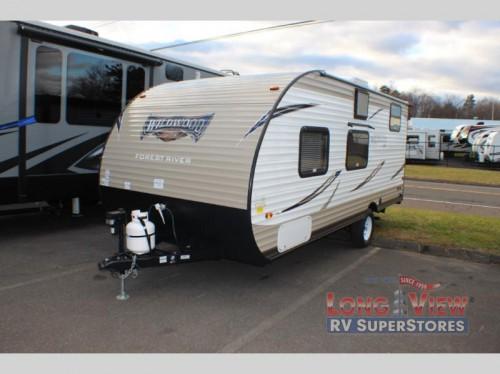 Wildwood X Lite FS travel trailer