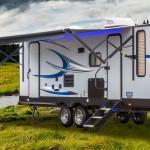 alpha wolf travel trailer exterior
