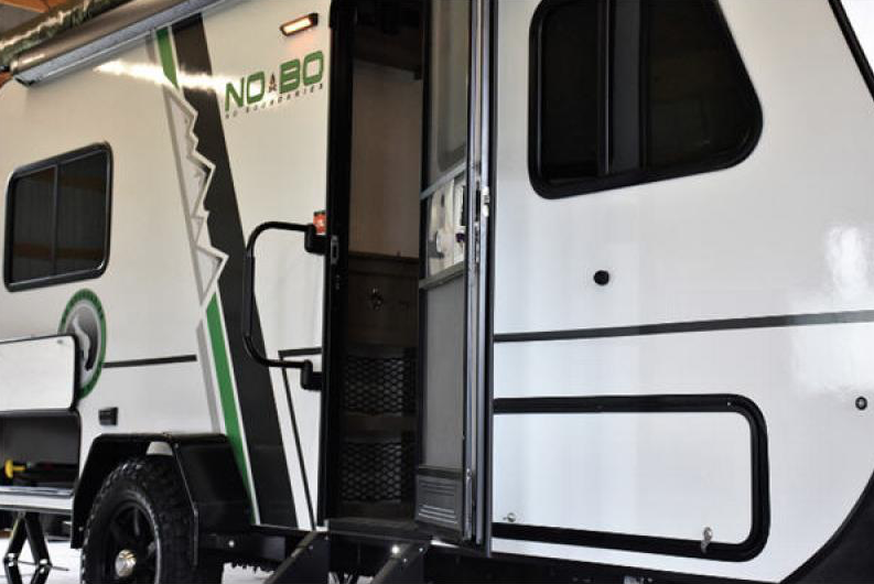 no boundaries travel trailer