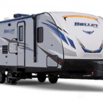 bullet travel trailer