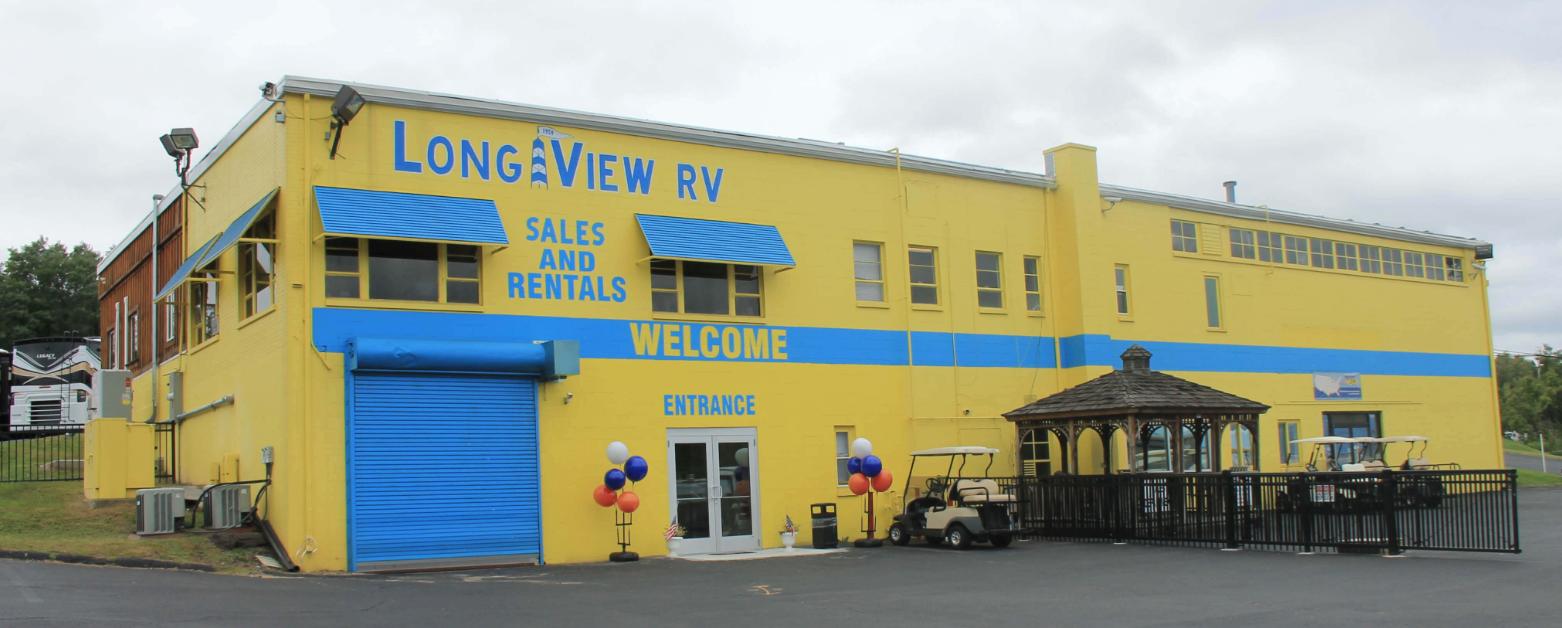 Longview Sales and Rentals Building