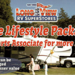 Longview RV Supstores RV Parts Package