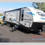 Alpha Wolf Travel Trailer Exterior