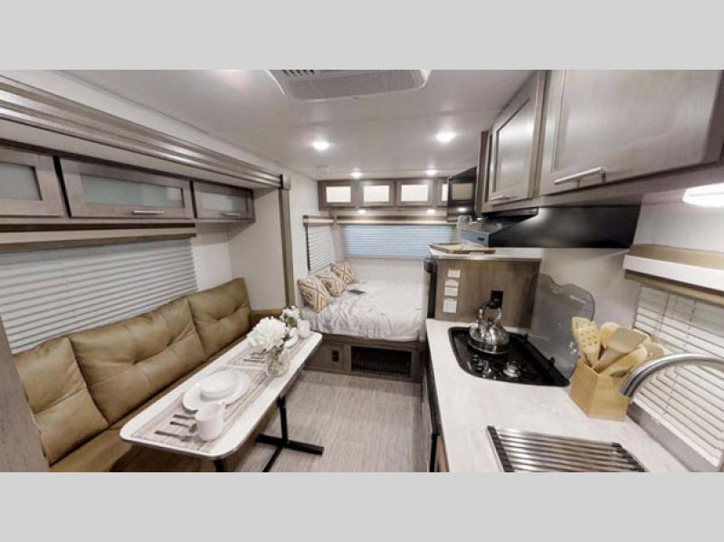 Forest River RV No Boundaries Interior