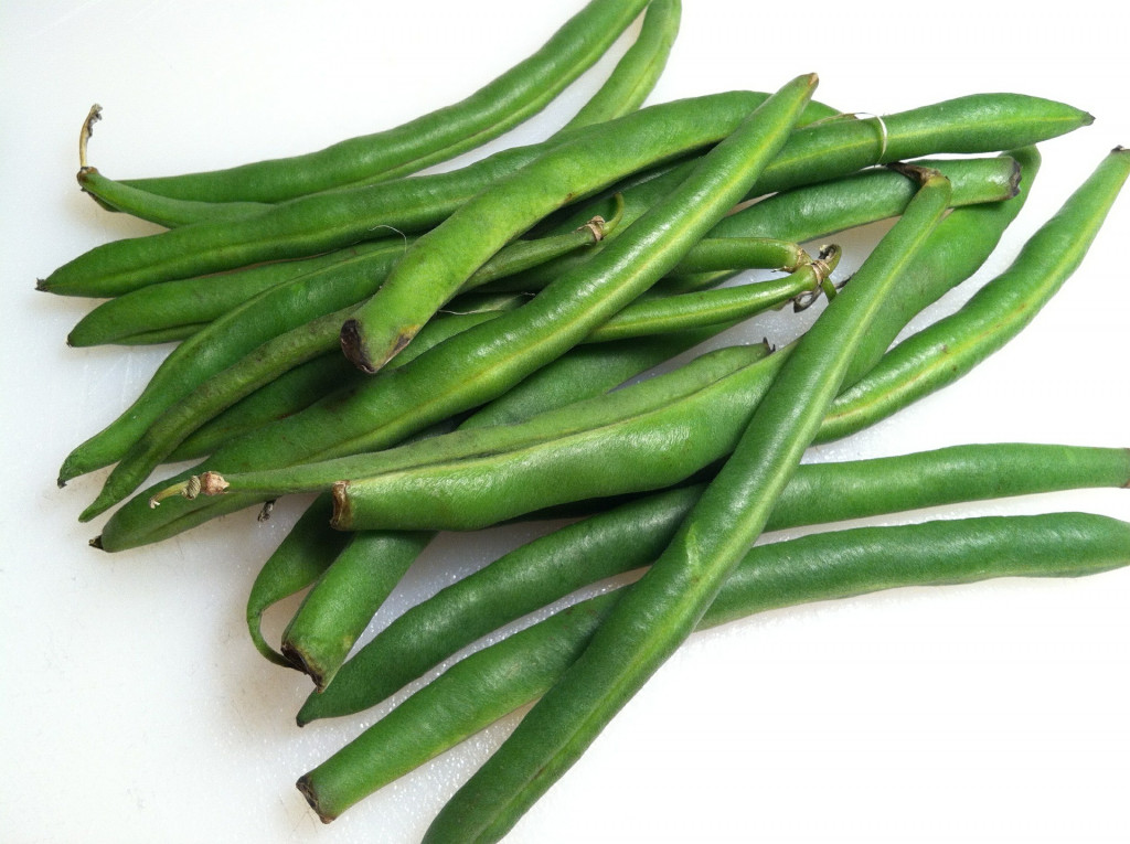 Green Beans for RV Recipe