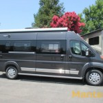 winnebago travato motorhome