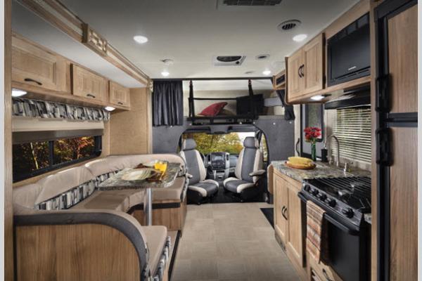 Coachmen RV Prism Class C Motorhome Interior