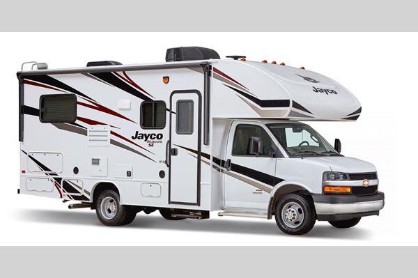 Jayco Redhawk Class C Motorhome for sale