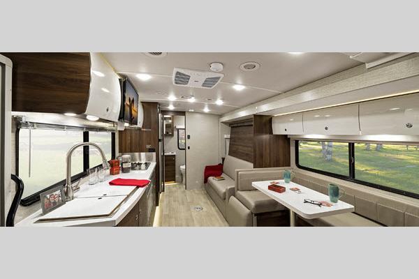 Winnebago Navion Class C Motorhome for sale