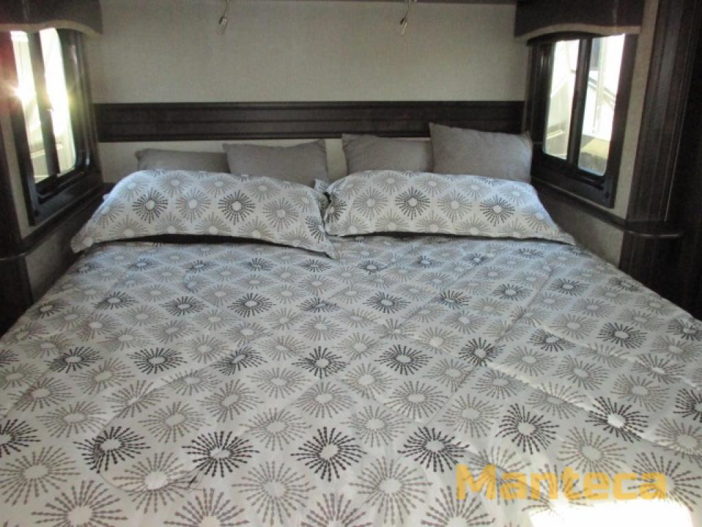 Jayco Eagle Master Bedroom