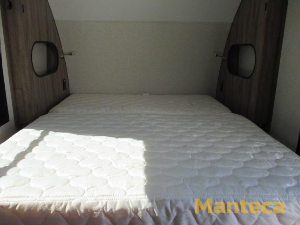 Jayco Hummingbird 16MRB Bedroom