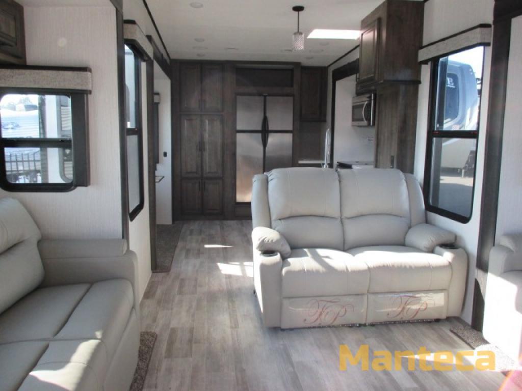 Elkridge Interior rear kitchen