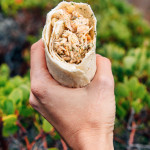 Cashew-Chicken-Salad-Wrap