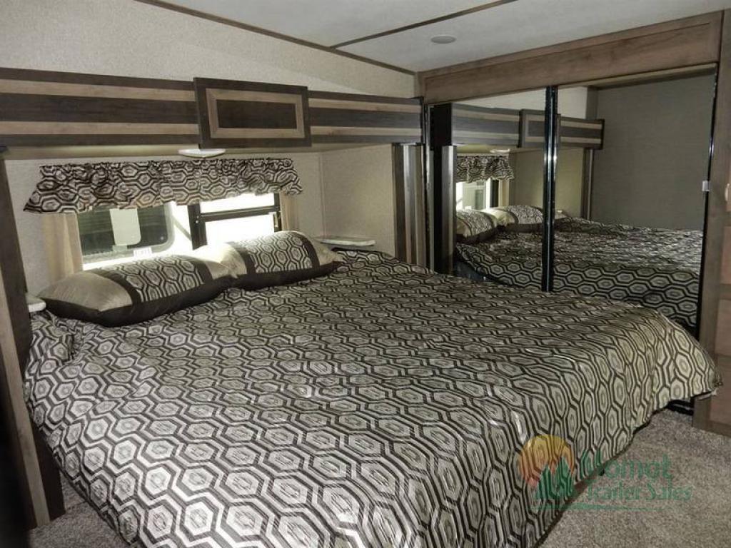 Keystone RV Sprinter Bedroom
