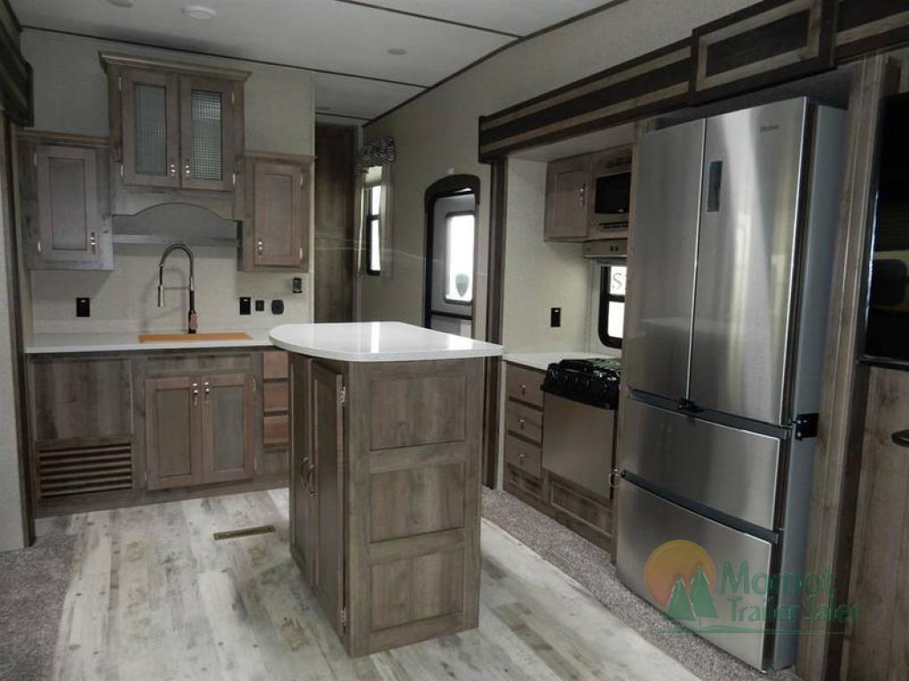 Keystone RV Sprinter Kitchen