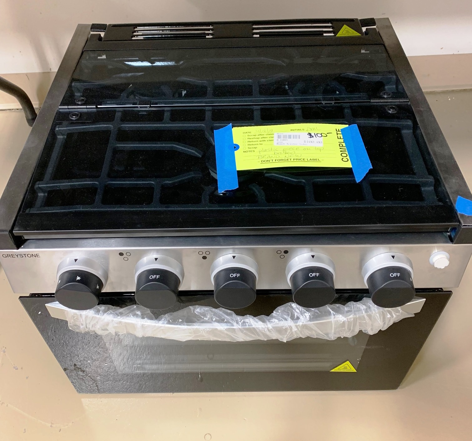 Oven on Sale for $100!
