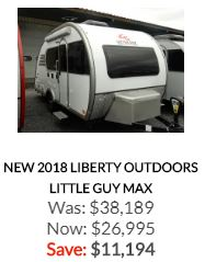 2018 Lib Little Guy Max