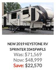 2019 Key Sprinter3341