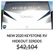 2020 Hideout 32RDDS