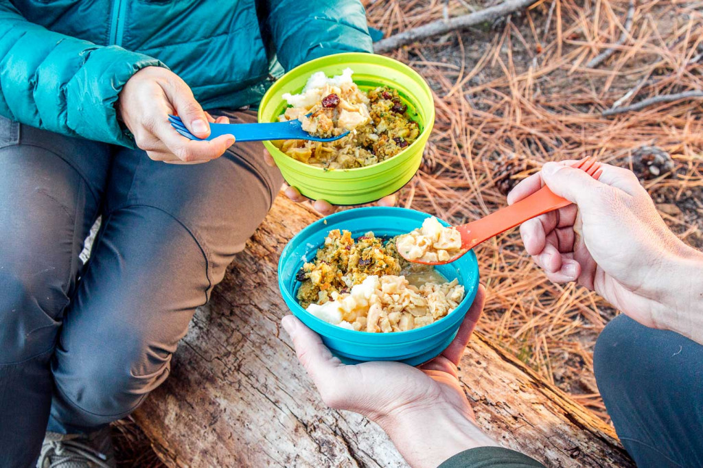 Backpacking-Thanksgiving-Feast