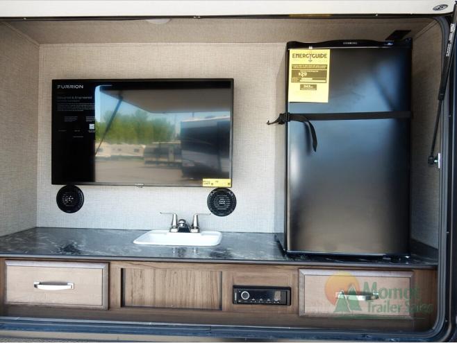 Keystone Avalanche outdoor kitchen