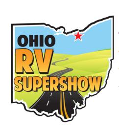 Ohio RV Supershow Banner