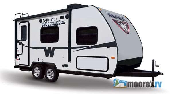 Winnebago Micro Minnie Travel Trailer