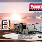Winnebago Travel Trailers
