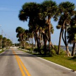 6 great american scenic byways, picture of the a1a scenic byway in florida, great american byways