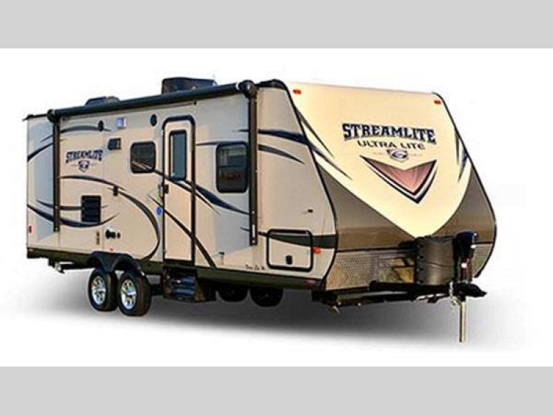 Gulf Stream Streamlite Travel Trailer