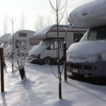 RV Winter Storage